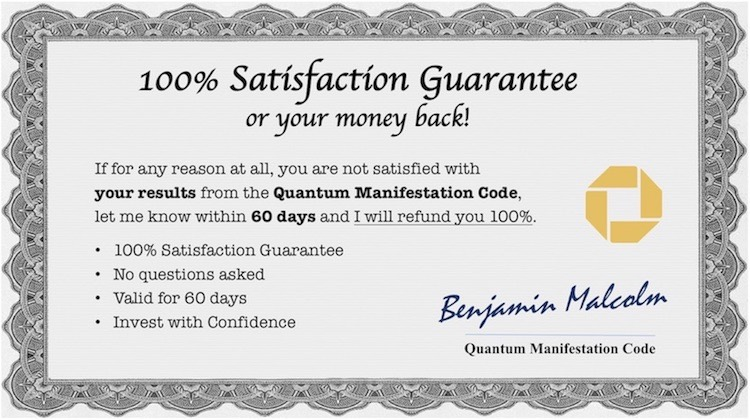Quantum Manifestation Code Buy